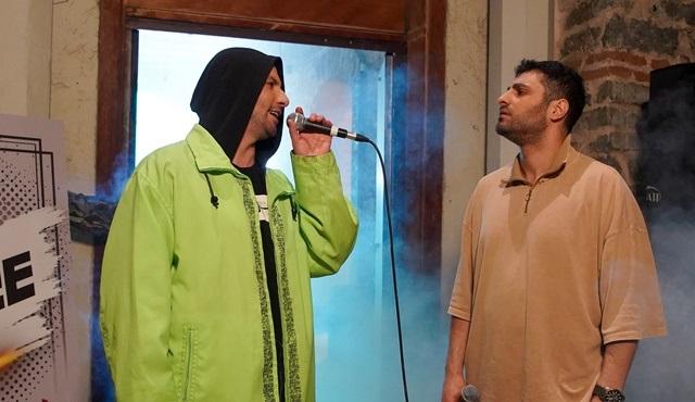 Menajerimi Ara dizisinde Ozbi ve Sokrat St rap atışması yapıyor!