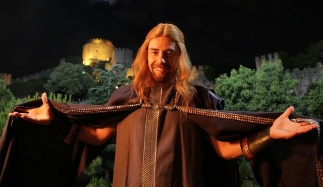 Murat Dalkılıç, 'Bizans Oyunları'nda 'Muhteris' rolüyle karşımıza çıkacak!