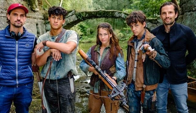 Netflix'in Almanya yapımı yeni dizisi Tribes of Europa 19 Şubat'ta başlıyor