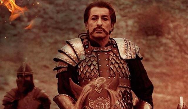 Erkan Petekkaya, Deliler Fatih filmi için Drakula oldu!