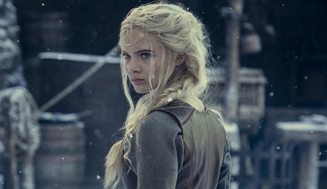 Netflix, The Witcher'in ikinci sezonundan Freya Allan'ın ilk görsellerini paylaştı