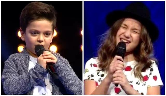 O Ses Çocuklar: Böyle sevimli yarışmacılara, böyle sevimli jüri!