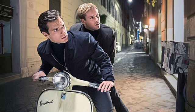 The Man from U.N.C.L.E., Moviemax Premier'de ekrana geliyor