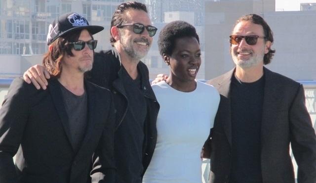 The Walking Dead: Negan şova hoşgeldiniz!