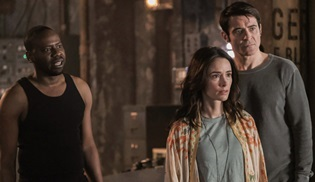 NBC, Timeless dizisini ikinci kez iptal etti