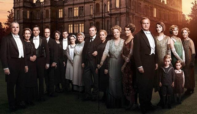Downton Abbey: 6. sezondan ilk fotoğraflar geldi