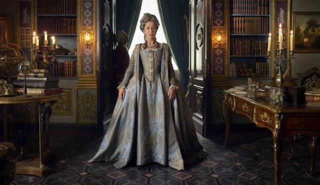 Helen Mirren'lı HBO dizisi Catherine the Great 21 Ekim'de başlayacak