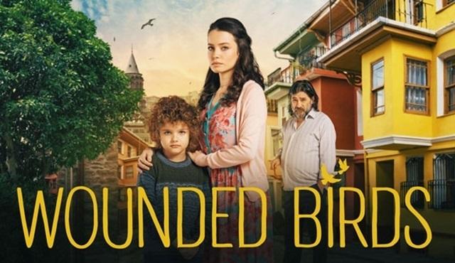 Yaralı Kuşlar dizisi Kolombiya'da da yayınlanacak