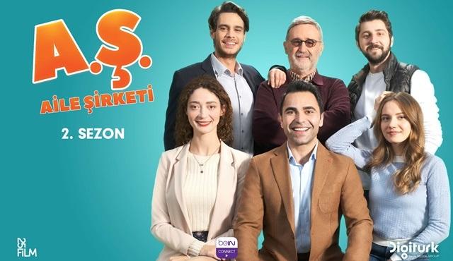 Aile Şirketi dizisi 2. sezonuyla 17 Aralık'ta beIN CONNECT'te!