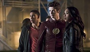 The Flash'tan 3. sezon için yeni tanıtım geldi