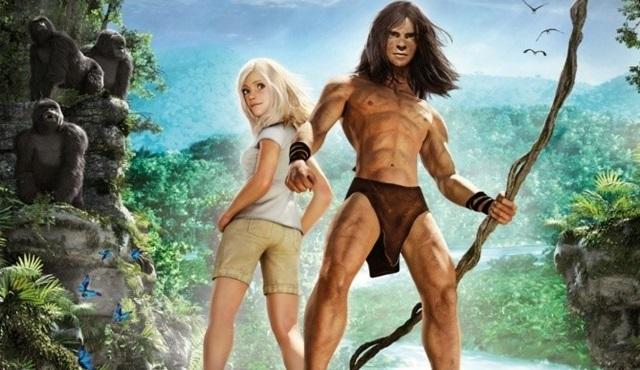 """Çok sevilen animasyon filmi """"Tarzan"""" TV8'de ekrana geliyor!"""