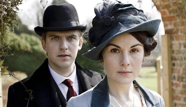 Downton Abbey, hafta içi her gün Dizimax Drama'da!