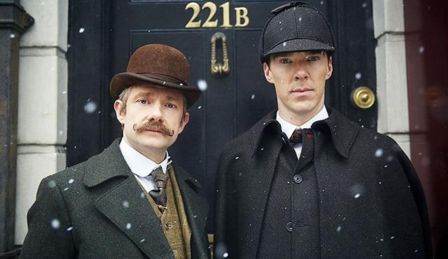 Sherlock özel bölümü için bir tanıtım daha geldi