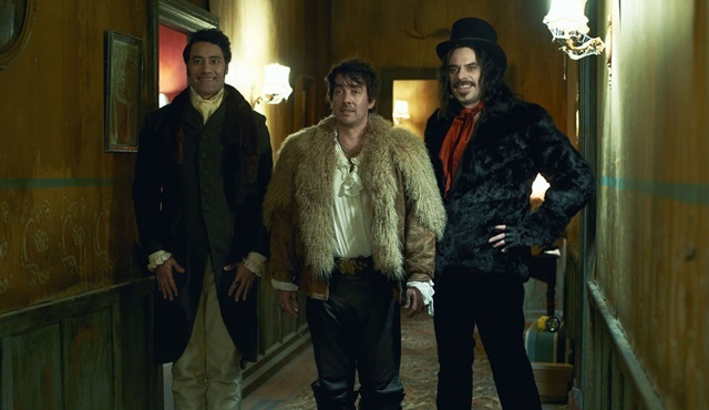 What We Do In The Shadows'un dizi versiyonundan ilk tanıtım geldi