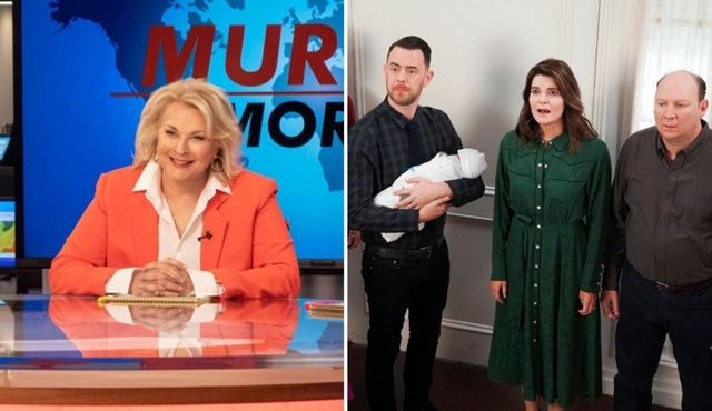 CBS, dört komedisini iptal etti: Life in Pieces, Happy Together, Murphy Brown & Fam