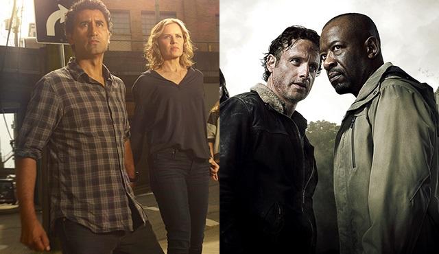 Fear The Walking Dead ile The Walking Dead ortak bölümleri mümkün mü?