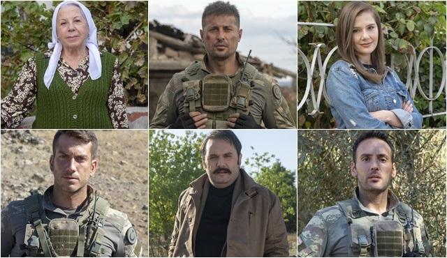 Savaşçı dizisinin ekibine yeni oyuncular katıldı!