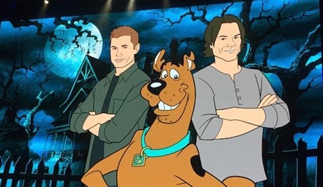 Supernatural ve Scooby-Doo'nun ortak bölümü 29 Mart'ta ekrana gelecek