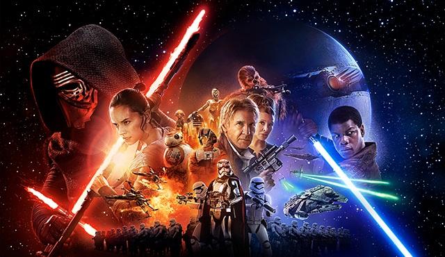 Star Wars: Güç Uyanıyor ilk kez Digiturk'te ekrana geliyor