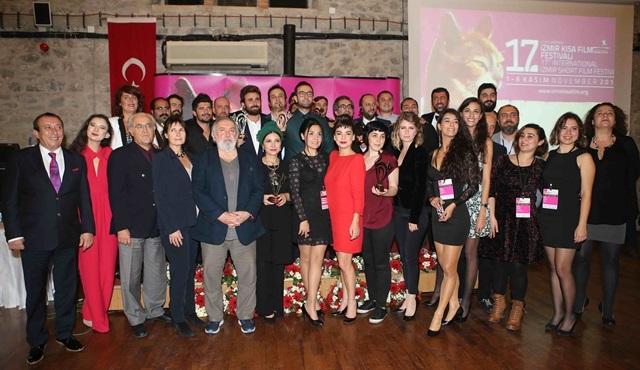 17. Uluslararası İzmir Kısa Film Festivali sona erdi!