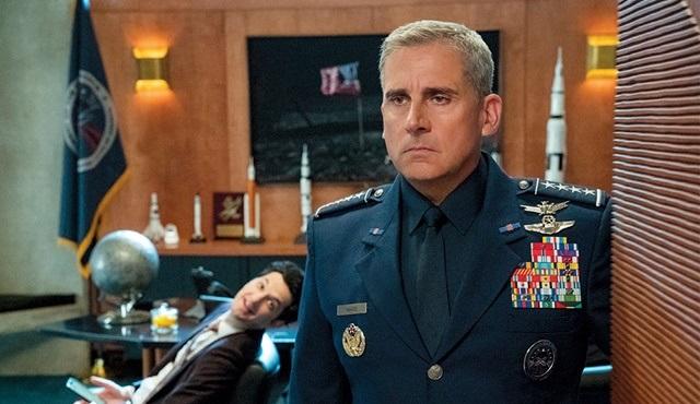 Space Force'a 2. sezon onayı veren Netflix, The Order'ı iptal etti