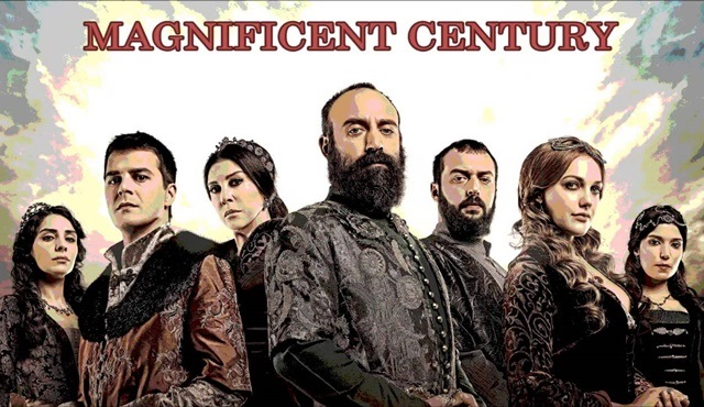 Güney Asya Ülkeleri'nde Muhteşem Yüzyıl!