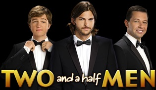 Two and a Half Men final bölümüyle CNBC-e'de!