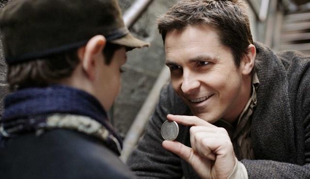Christoper Nolan'ın yönetmenliğini yaptığı ilizyon filmi Prestij TRT1'de!