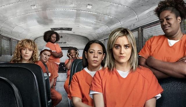 Orange Is the New Black dizisi 7. sezonuyla ekranlara veda edecek