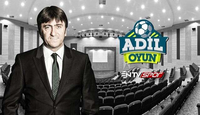 Eurocup Şampiyonu Galatasaray, NTV Spor'da Adil Oyun'a konuk oluyor!