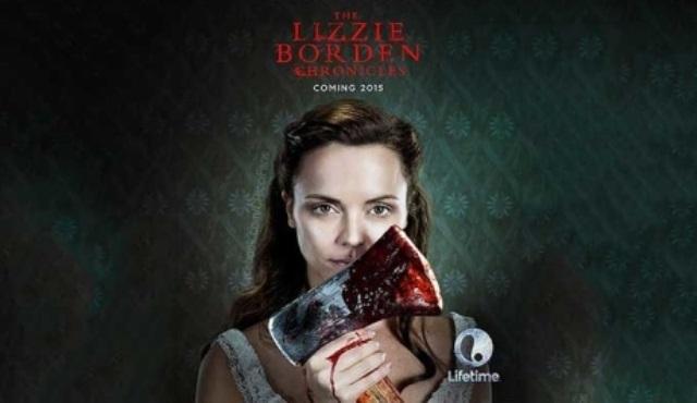 Lizzie baltayı eline aldı!