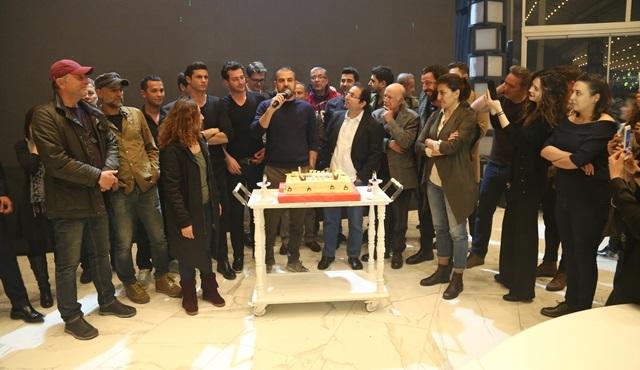 Savaşçı ekibi ilk bölümü Eskişehir'de birlikte izledi!