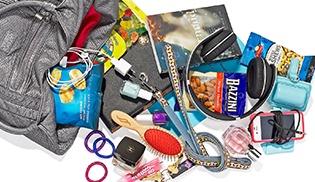 Benim çantam, benim dünyam!