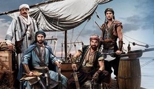 Barbaroslar Akdeniz'in Kılıcı dizisinin afişi yayınlandı!