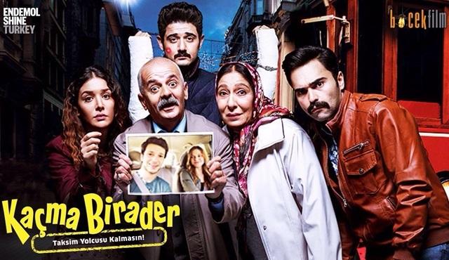 Tv'de İlk Kez: ''Kaçma Birader'' Star TV'de ekrana geliyor!
