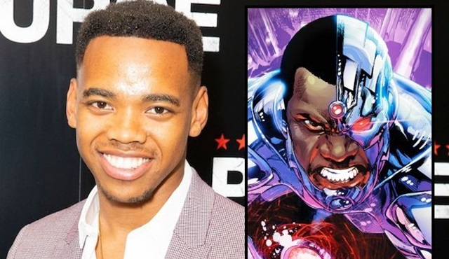 DC Universe'ün Doom Patrol dizisinde Cyborg'u oynayacak isim belli oldu