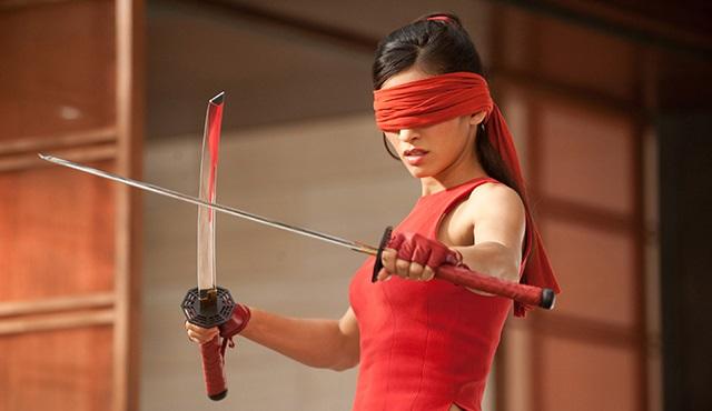 Elektra Daredevil'a geliyor!
