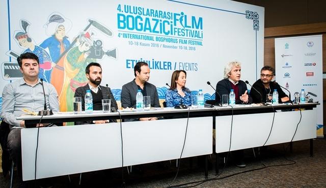 Boğaziçi Film Festivali'nde