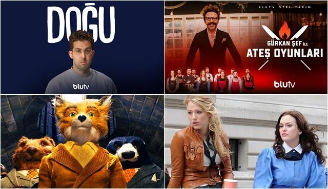 BluTV, Mart ayı programını açıkladı!