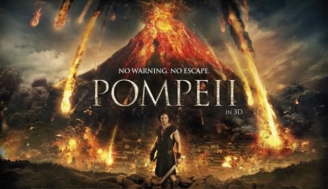 Kit Harington'un başrolde oynadığı Pompeii TV8'de ekrana geliyor!