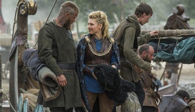 'Vikingler' 3. sezonu başlıyor!