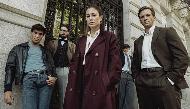 Netflix'in İspanya yapımı yeni dizisi Jaguar 22 Eylül'de başlıyor