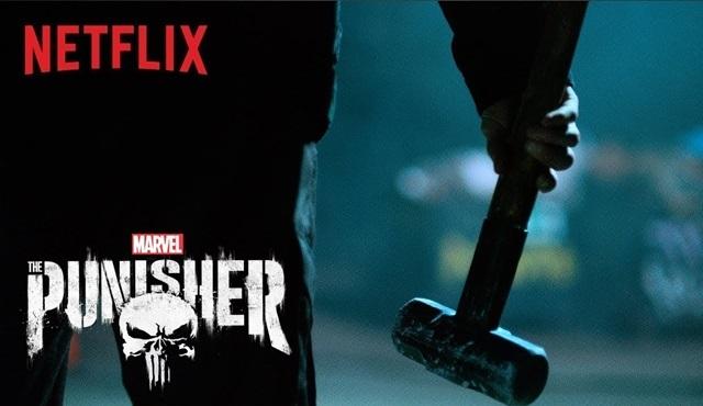 Marvel's The Punisher'ın ilk resmi fragmanı yayınlandı!