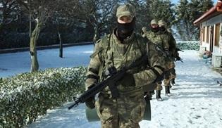 Söz ekibi dizi için askeri eğitim aldı!