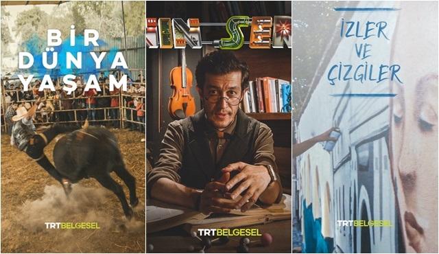 TRT'de hafta sonu belgesel festivali yaşanacak!