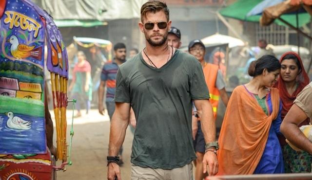 Chris Hemsworth'un başrolünde olduğu Extraction filminin resmi fragmanı yayınlandı!
