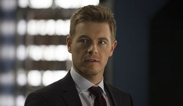 Rick Cosnett The Flash'a geri dönüyor