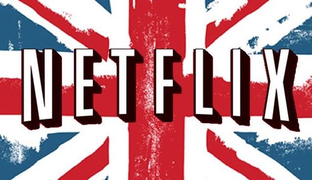 Netflix yeni bir İngiliz dizisine onay verdiğini duyurdu
