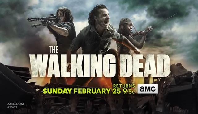 The Walking Dead'in 8. sezon ikinci yarısının tanıtımı yayınlandı