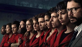 La Casa de Papel, 4. sezonuyla 3 Nisan'da Netflix Türkiye'de!